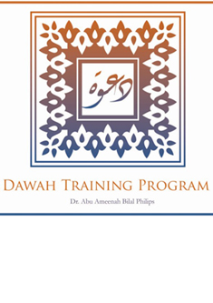 Dawah Training Program