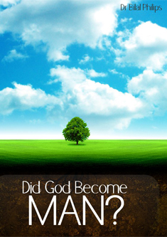 Did GOD Become Man