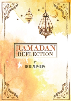Ramadan Reflection